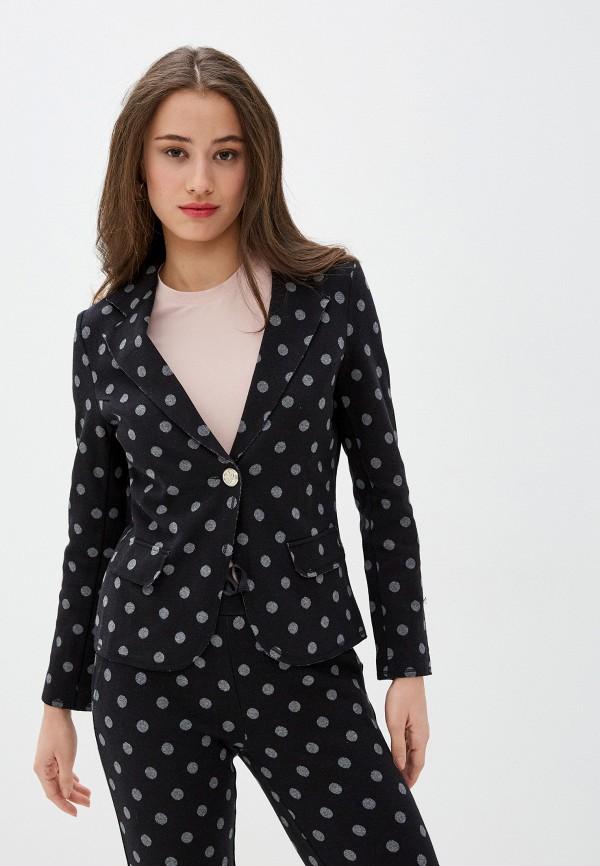 женский пиджак bulmer, черный