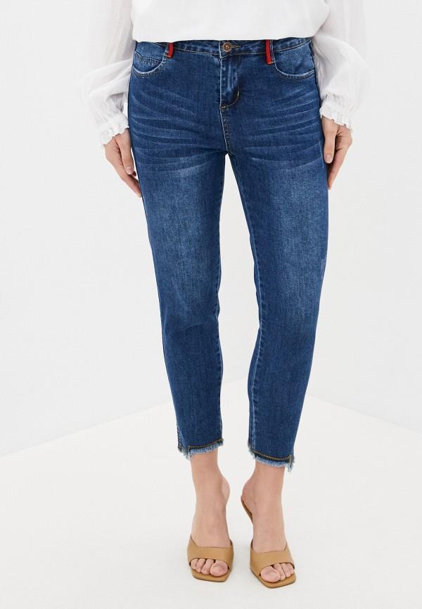женские джинсы скинни bulmer, синие