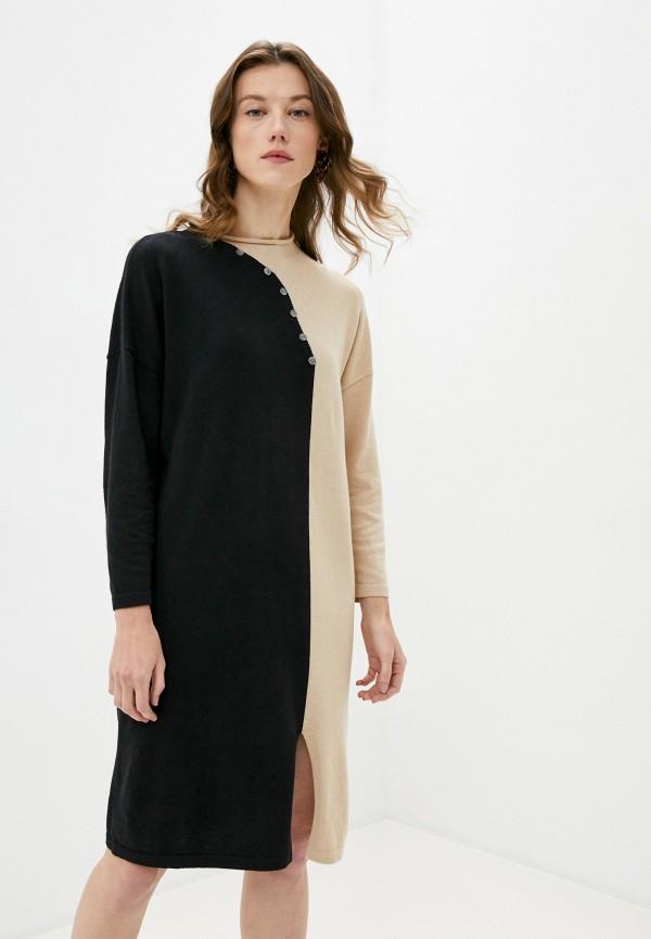 женское платье bulmer, черное