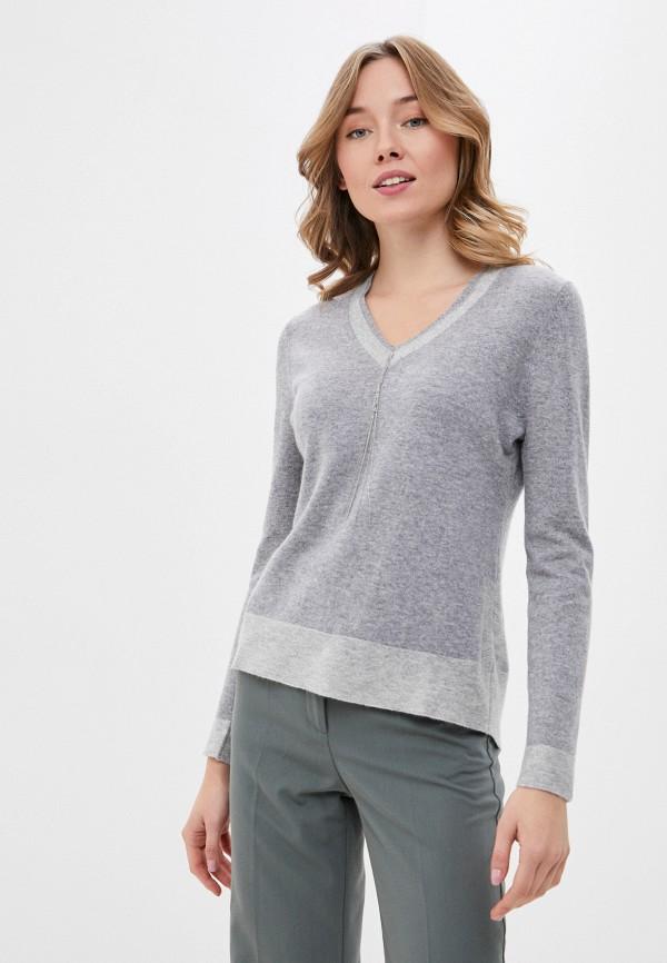 женский пуловер bulmer, серый