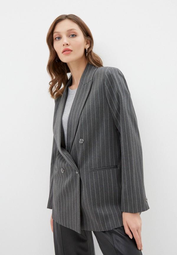 женский пиджак bulmer, серый