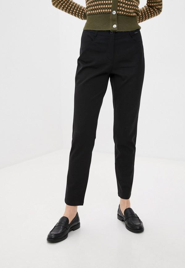 женские повседневные брюки bulmer, черные