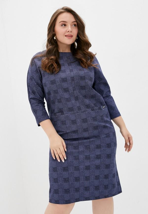 женское повседневные платье bulmer, синее