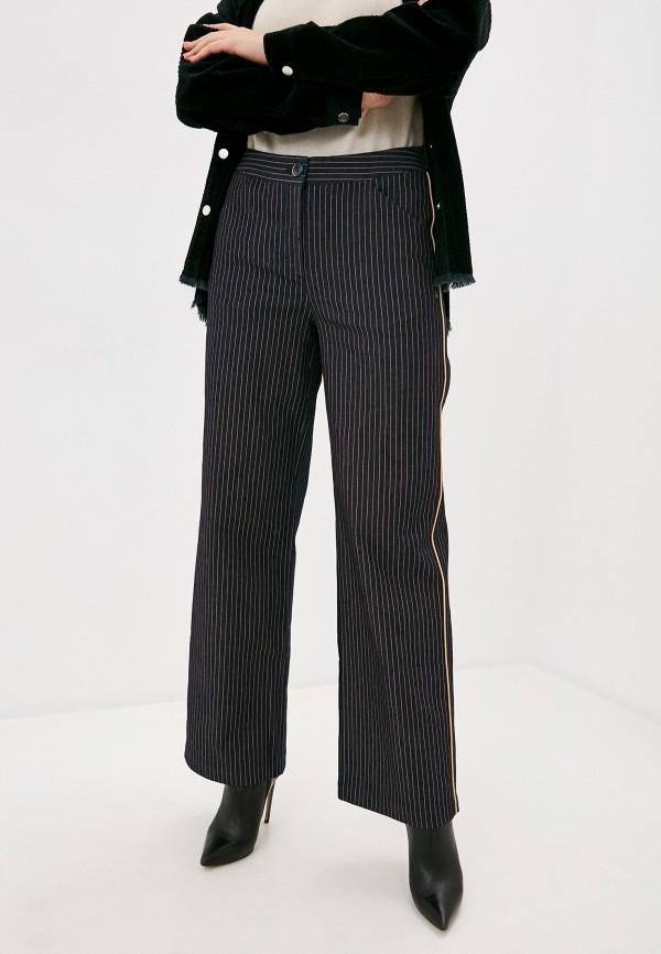 женские повседневные брюки bulmer, синие