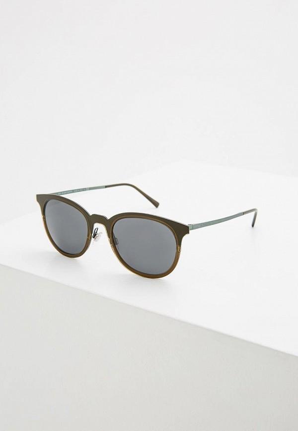 мужские солнцезащитные очки burberry, хаки