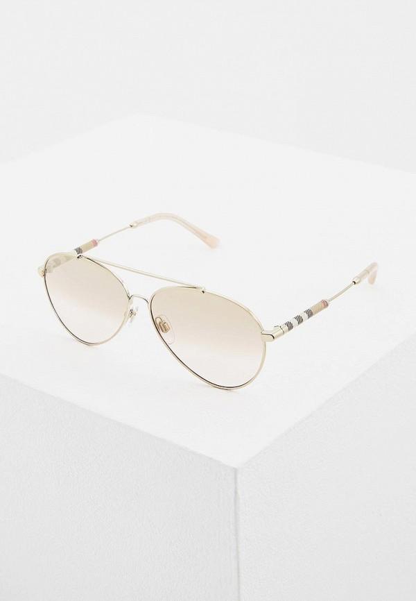 Очки солнцезащитные Burberry Burberry BU034DWASZP6 солнцезащитные очки noryalli солнцезащитные очки
