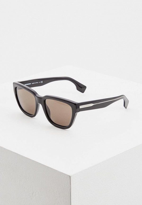женские солнцезащитные очки burberry, черные