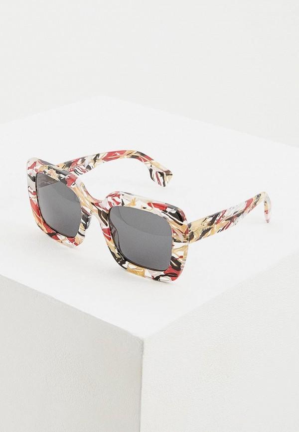 женские солнцезащитные очки burberry, разноцветные
