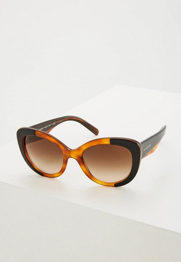 Очки солнцезащитные Burberry Burberry BU034DWYZY57 солнцезащитные очки diesel солнцезащитные очки dl 0122 52v