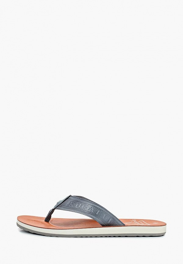 мужские сандалии bugatti, серые