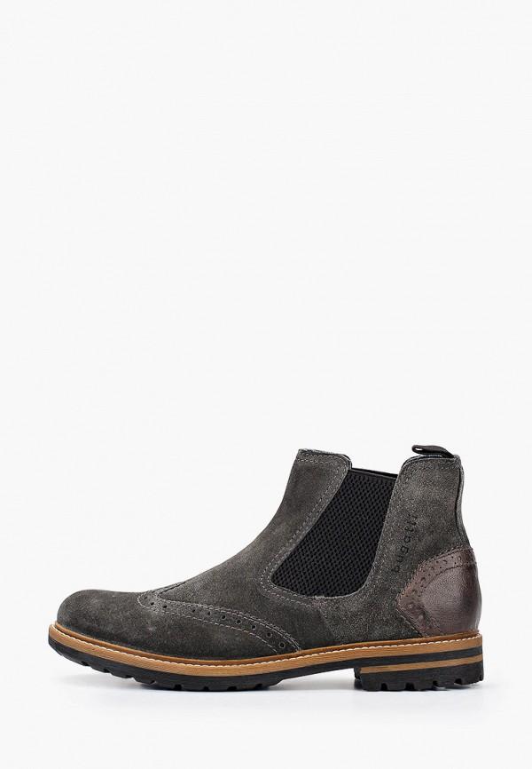 мужские ботинки bugatti, хаки