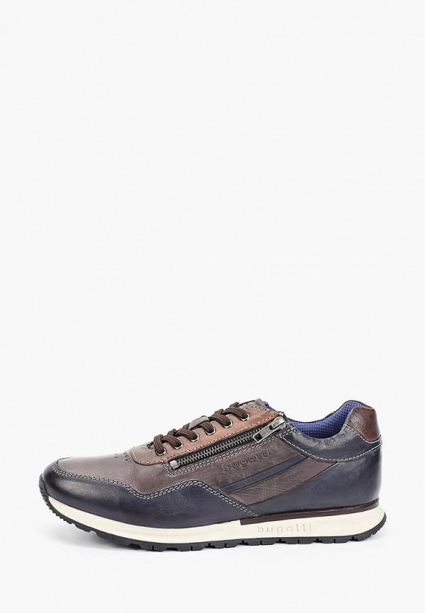 мужские кроссовки bugatti, разноцветные