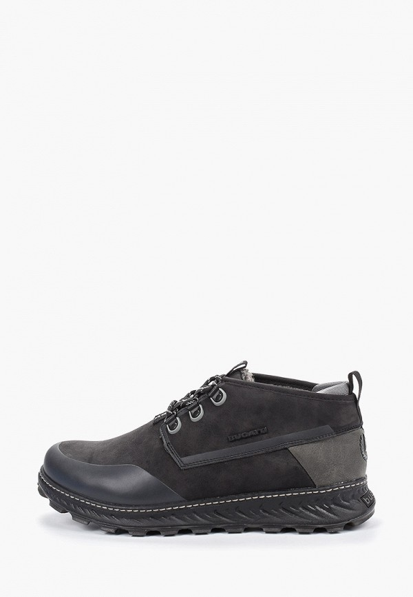 мужские ботинки bugatti, черные