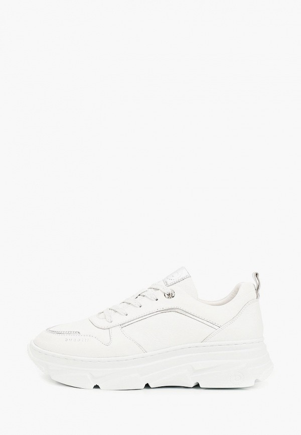женские кроссовки bugatti, белые