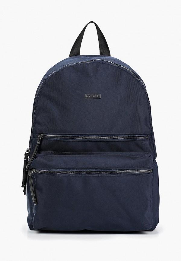 мужской рюкзак bugatti, синий
