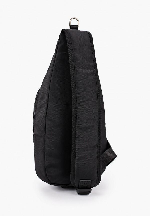 Фото 2 - мужской рюкзак Bugatti черного цвета