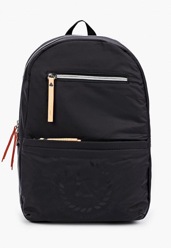 женский рюкзак bugatti, черный