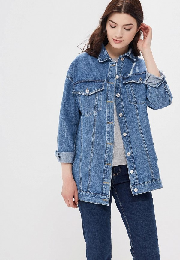 Куртка джинсовая By Swan
