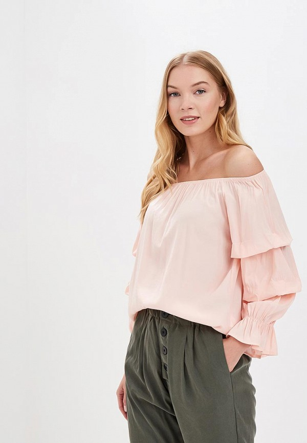 Блуза By Swan By Swan BY004EWBKOX1 блуза by swan by swan by004ewbkow1