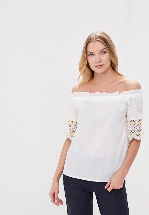 Блуза By Swan By Swan BY004EWBKOX3 блуза by swan by swan by004ewbkow1