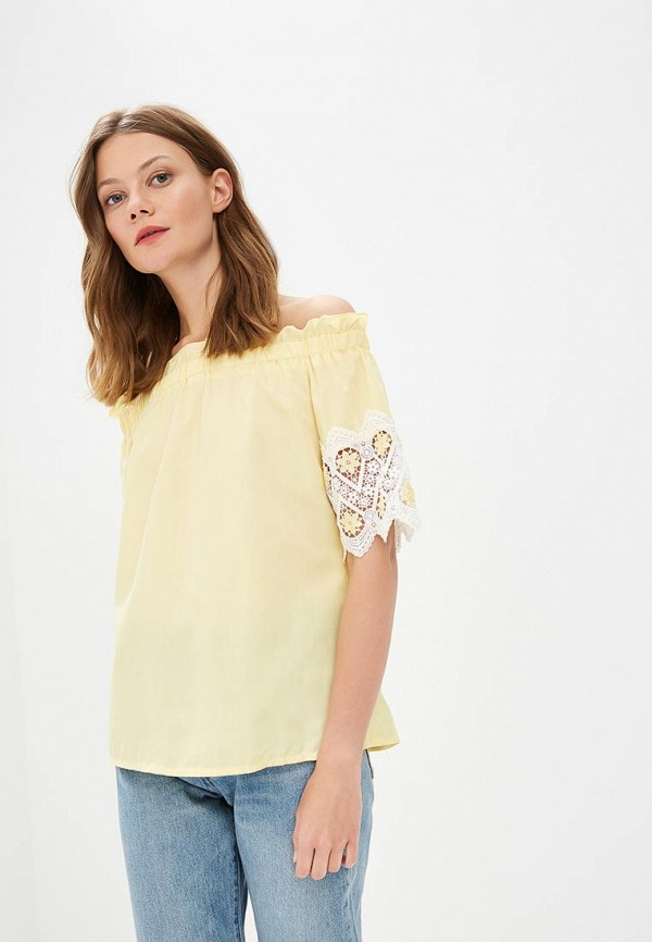 Блуза By Swan By Swan BY004EWBKOX4 блуза by swan by swan by004ewbkow1