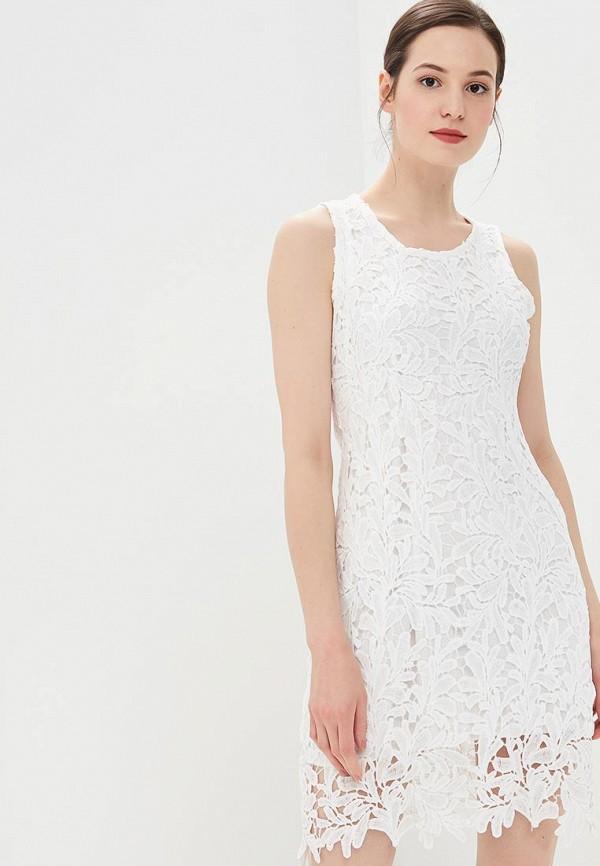 женское вечерние платье by swan, белое