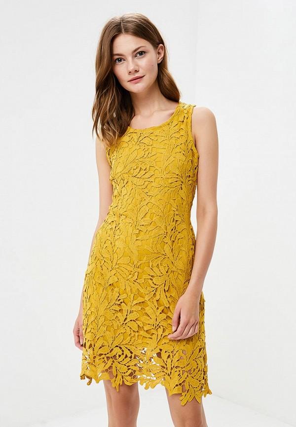 Фото - женское платье By Swan желтого цвета