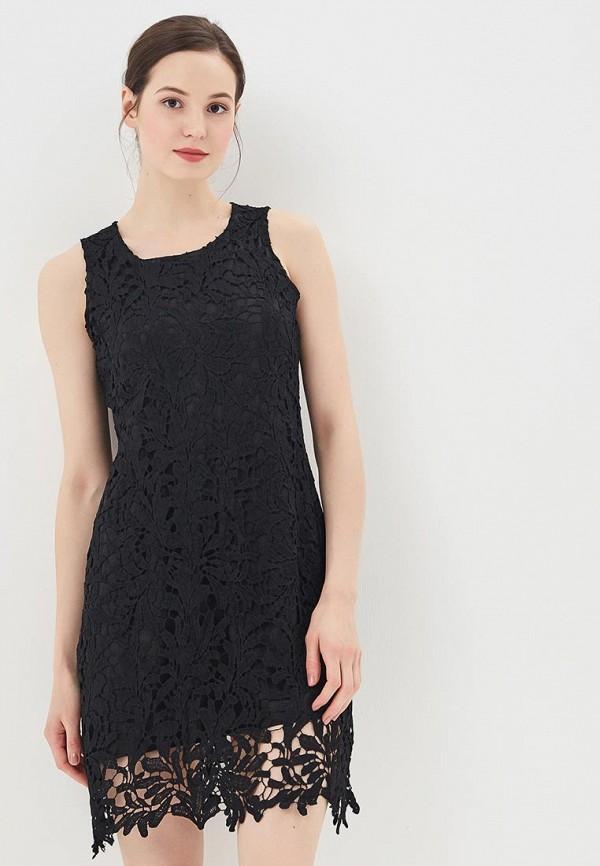 женское вечерние платье by swan, черное