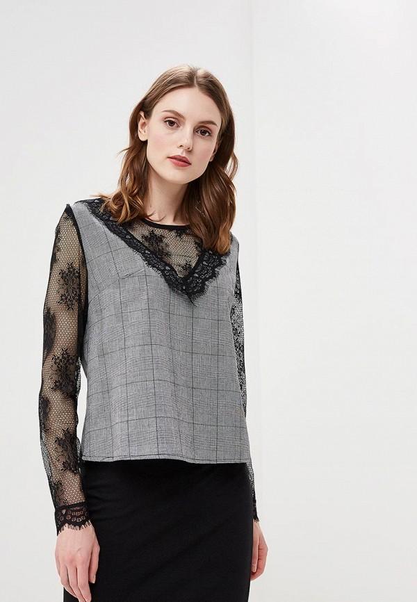 Блуза By Swan By Swan BY004EWCSPG0 блуза by swan by swan by004ewavxf4