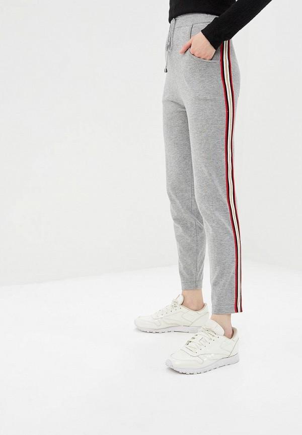 женские повседневные брюки by swan, серые