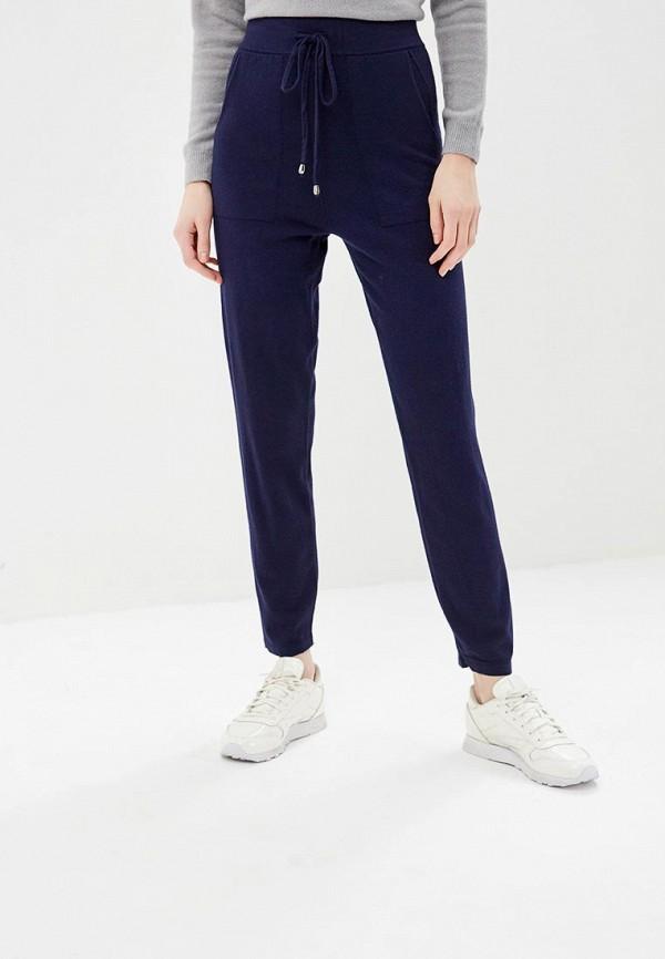 женские повседневные брюки by swan, синие