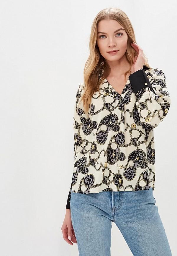 женская блузка by swan, бежевая