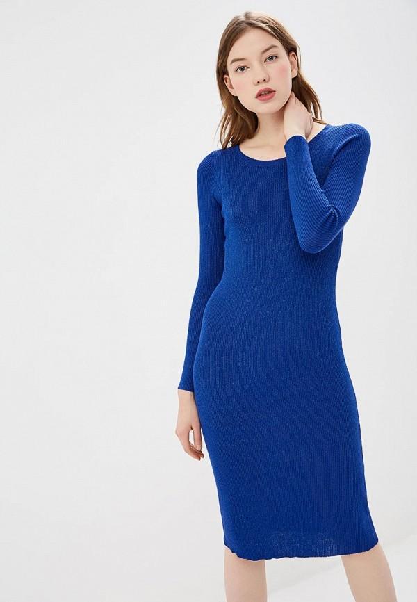 женское платье by swan, синее