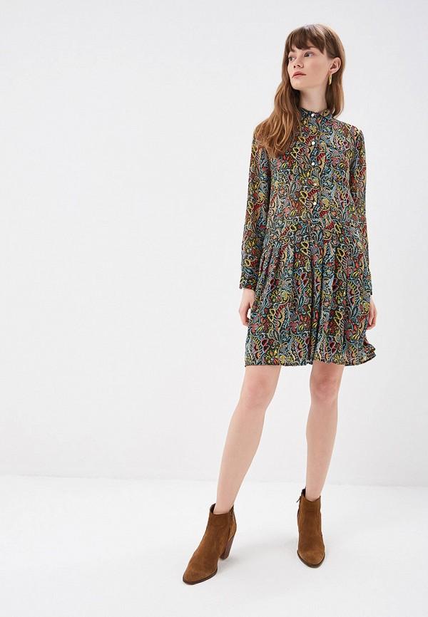Фото 2 - женское платье By Swan разноцветного цвета