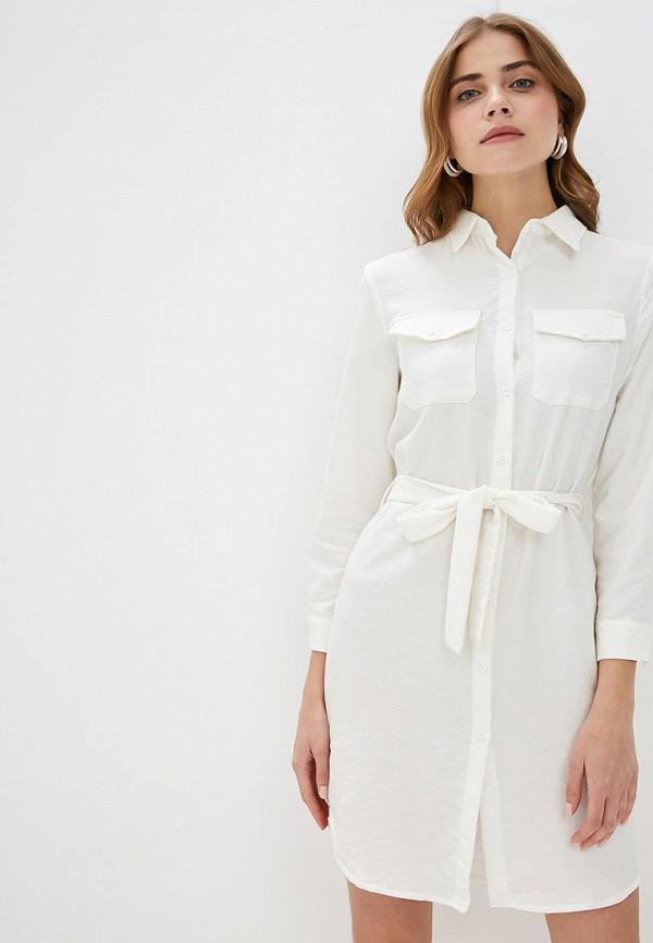 Фото - женское платье By Swan белого цвета