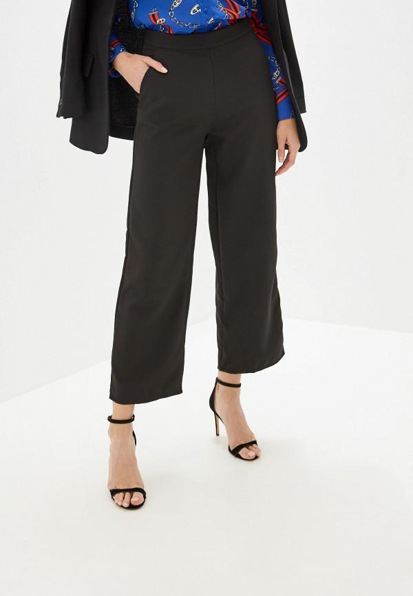 женские повседневные брюки by swan, черные