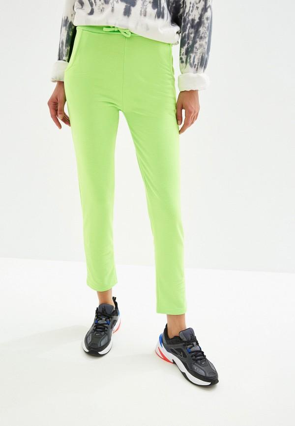 женские спортивные спортивные брюки by swan, зеленые