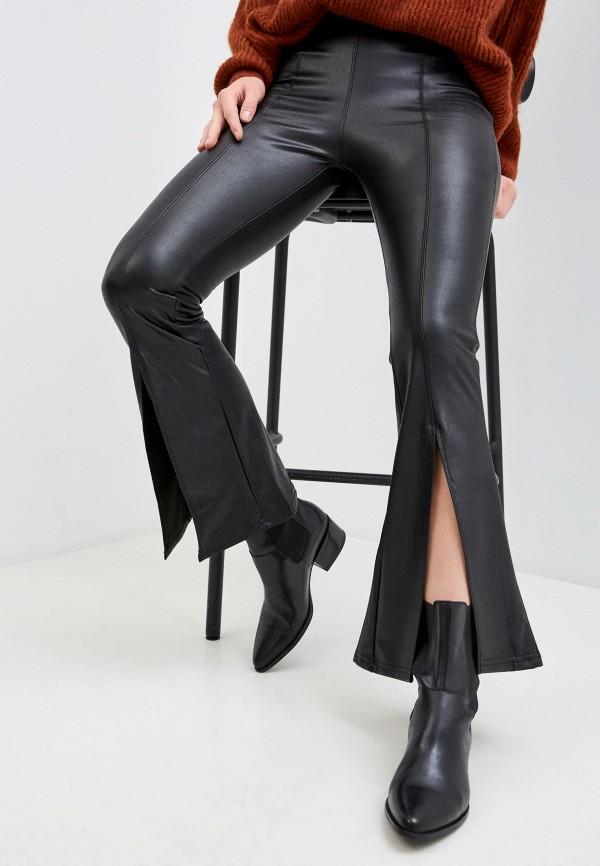 женские брюки by swan, черные