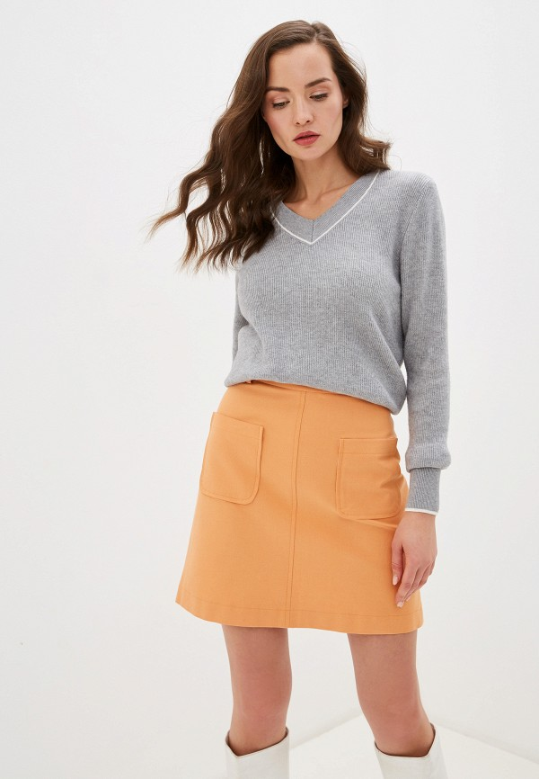 Пуловер By Swan By Swan BY004EWHKWP4 цена