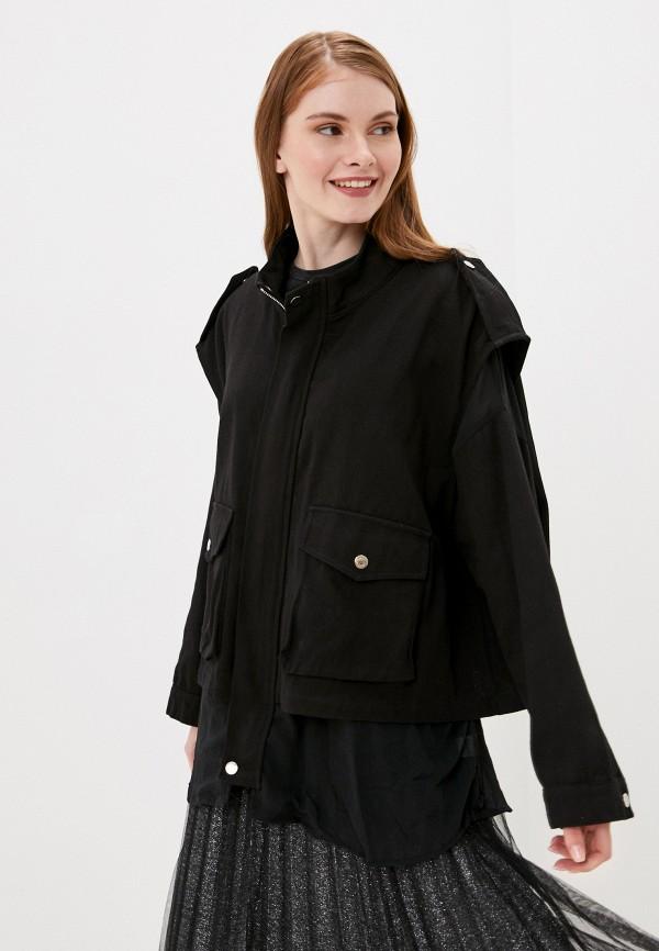 женская куртка by swan, черная