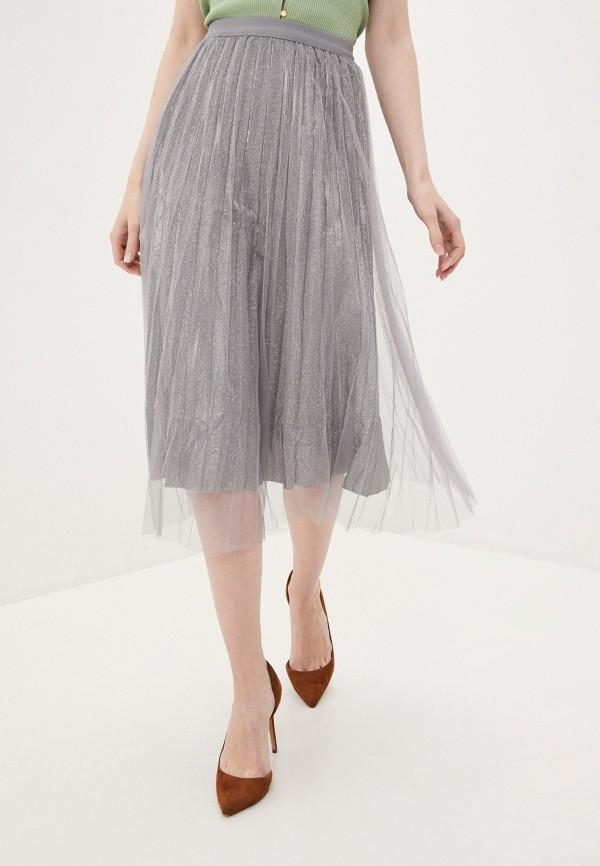женская юбка by swan, серая