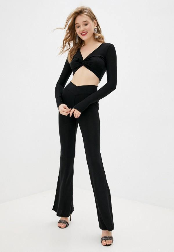 женский костюм by swan, черный