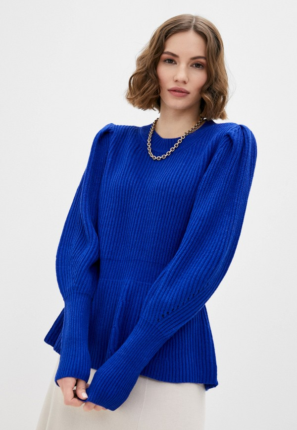 женский джемпер by swan, синий