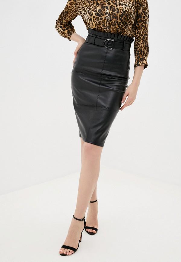 женская юбка by swan, черная