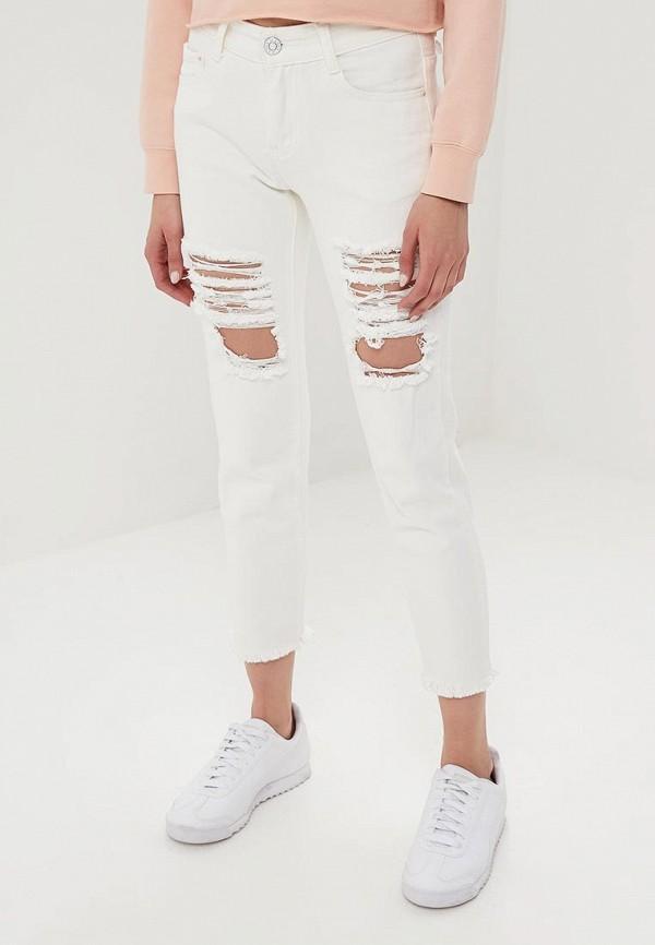 женские джинсы by swan, белые