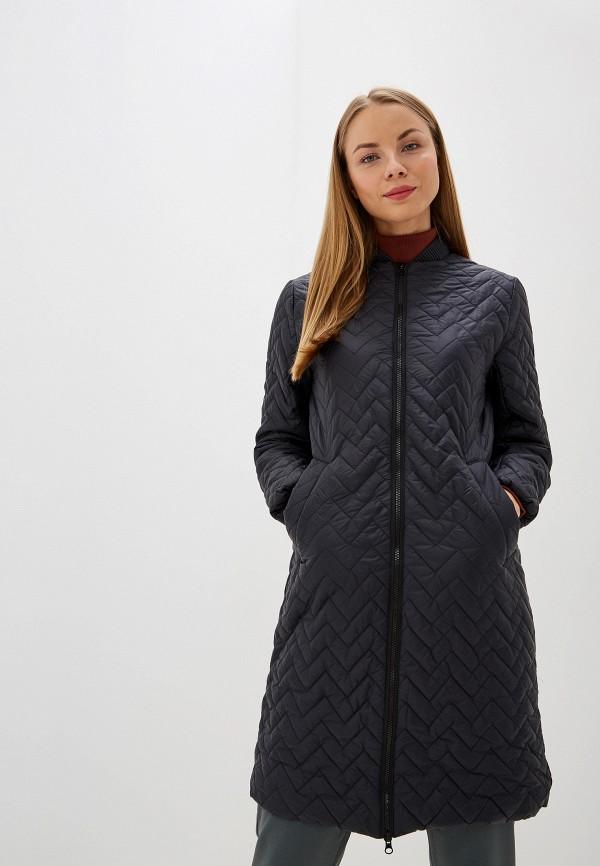 Купить Куртку утепленная b.young черного цвета