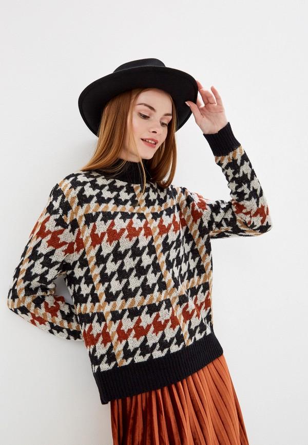 женский свитер b.young, серый