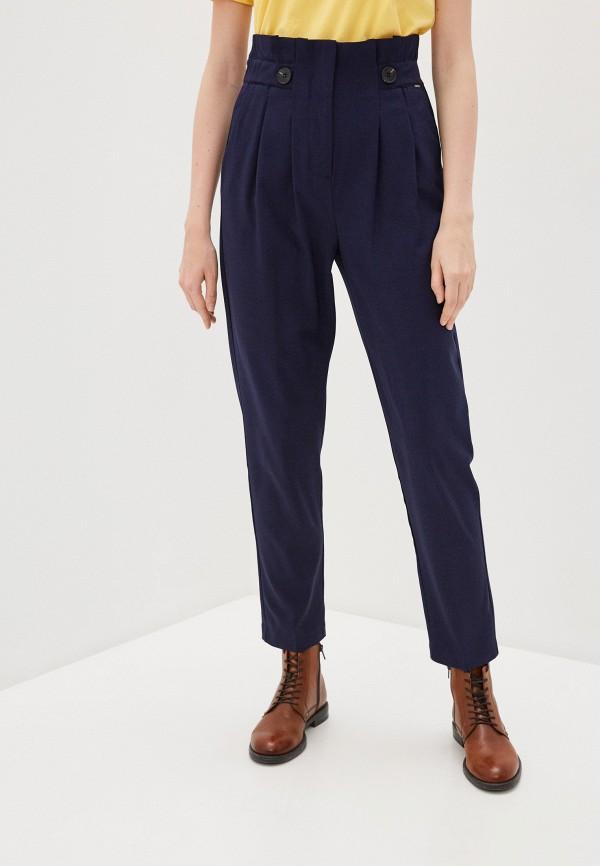 женские повседневные брюки b.young, синие