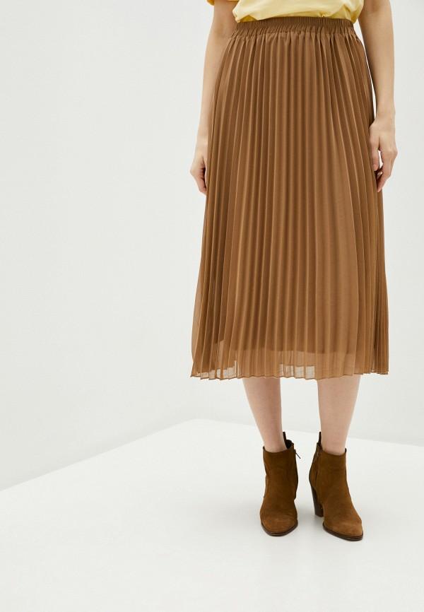 женская юбка b.young, бежевая