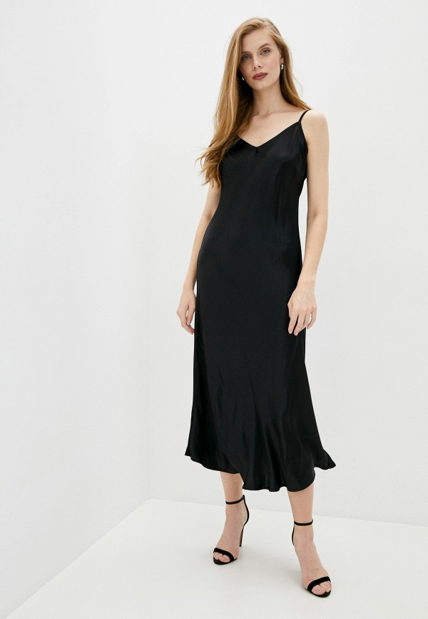 женское платье b.young, черное